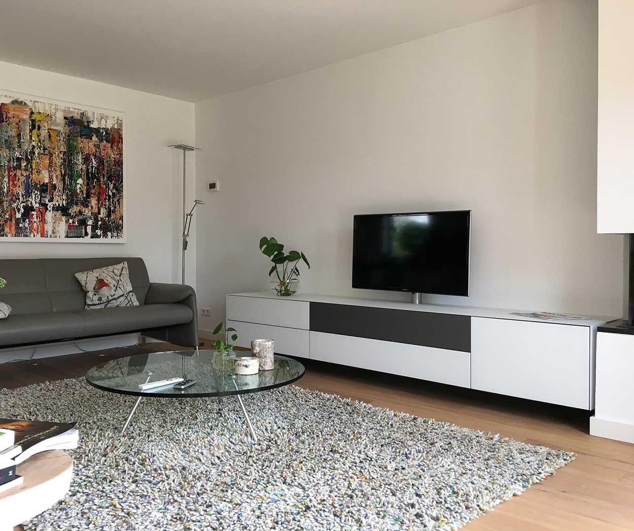 ameno zwevend tv-meubel op maat