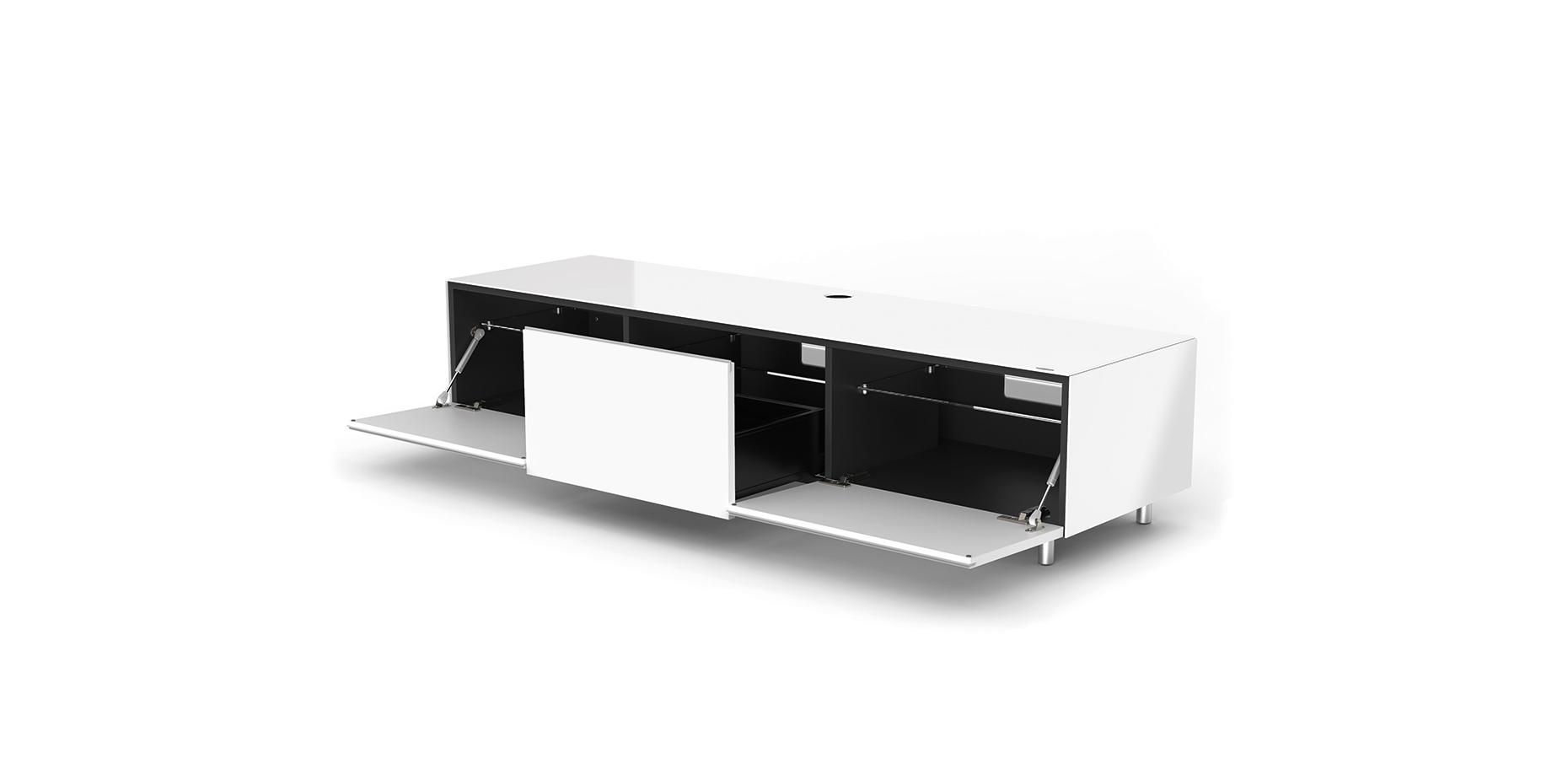 just-racks tv-meubel JRL1650T-SNG