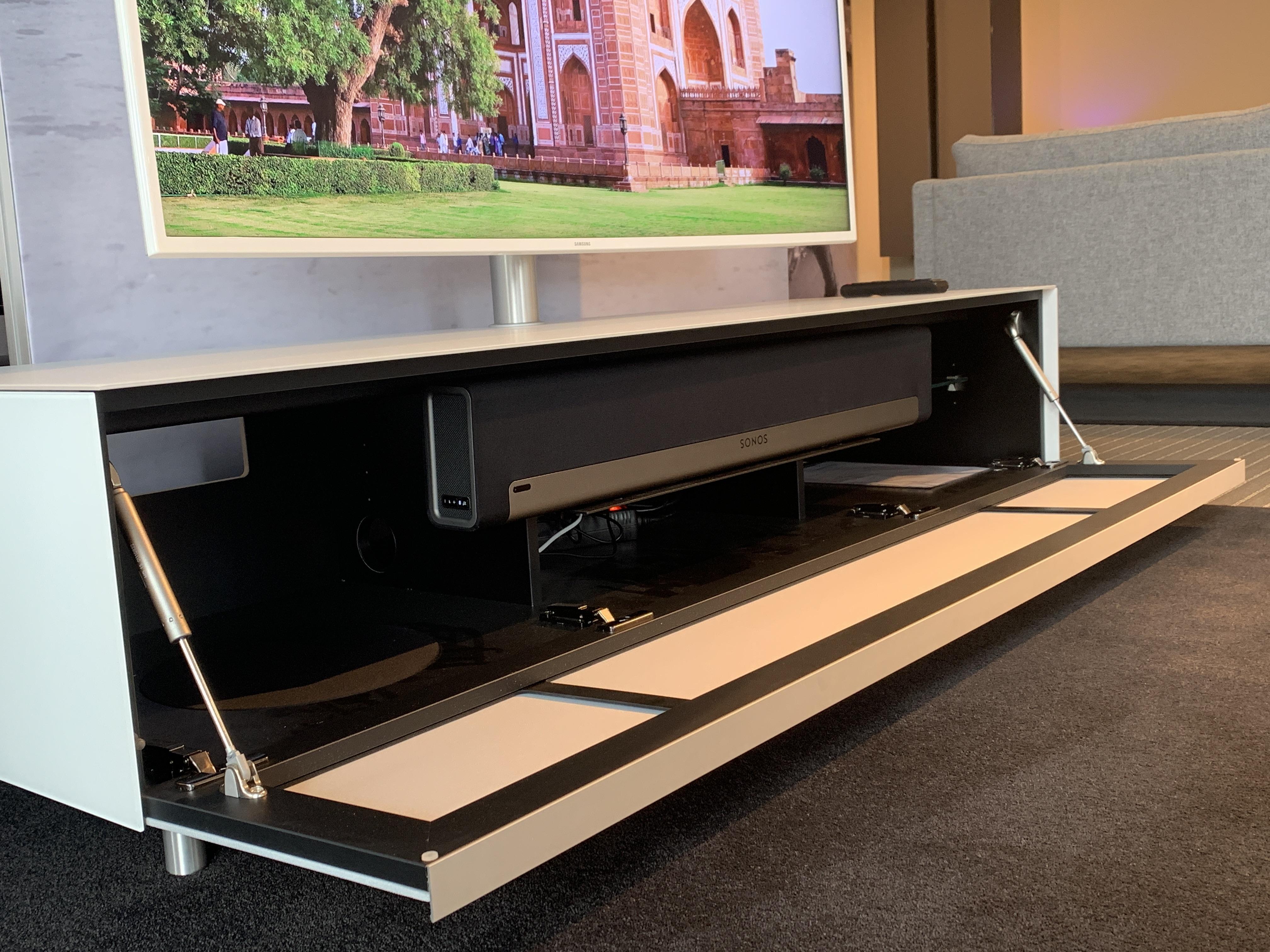 Spectral soundbar tv-meubel 1.65m incl. draaibare tv-beugel