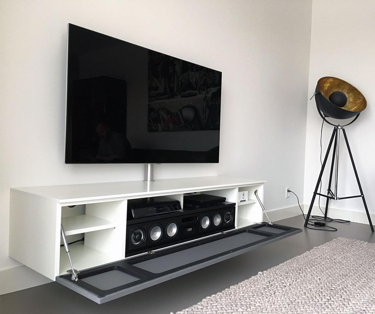 next tv-meubel op maat in breedte
