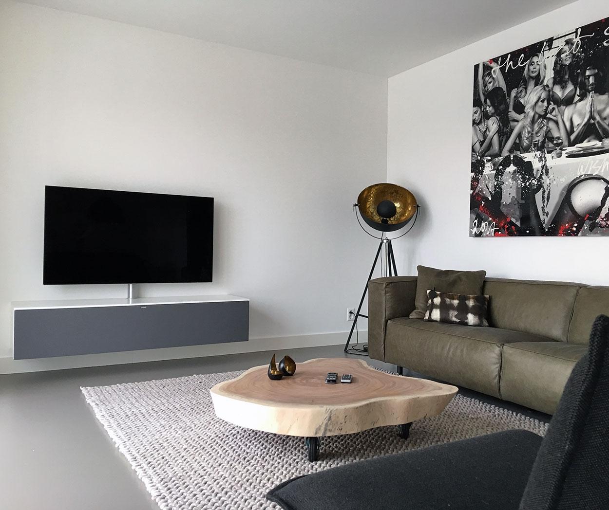 next tv-meubel op maat
