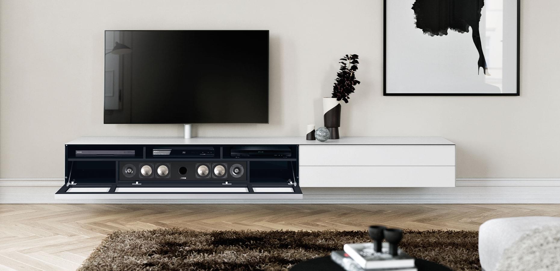 Spectral soundbar tv-meubel