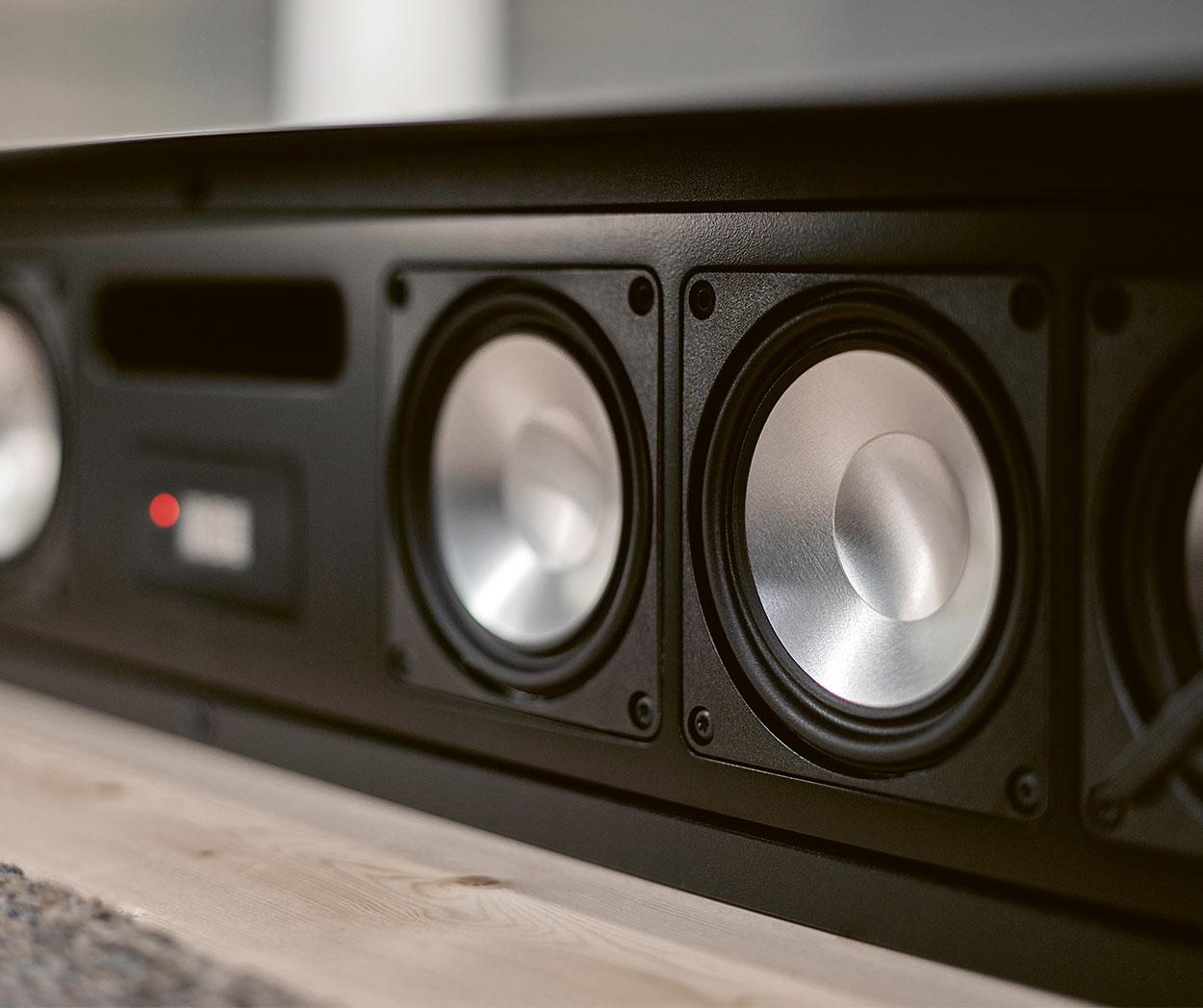 soundbar vra2 spectral