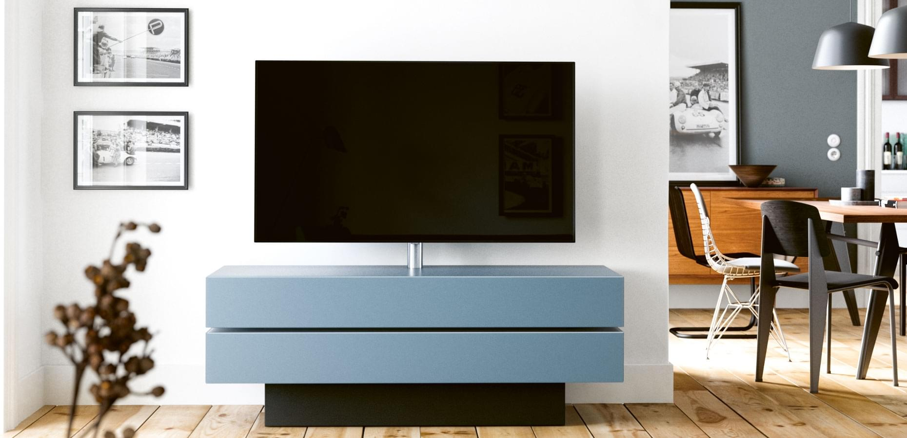 Design Tv Meubel Glas.Spectral Brick Soundbar Tv Meubels Spectral Nl