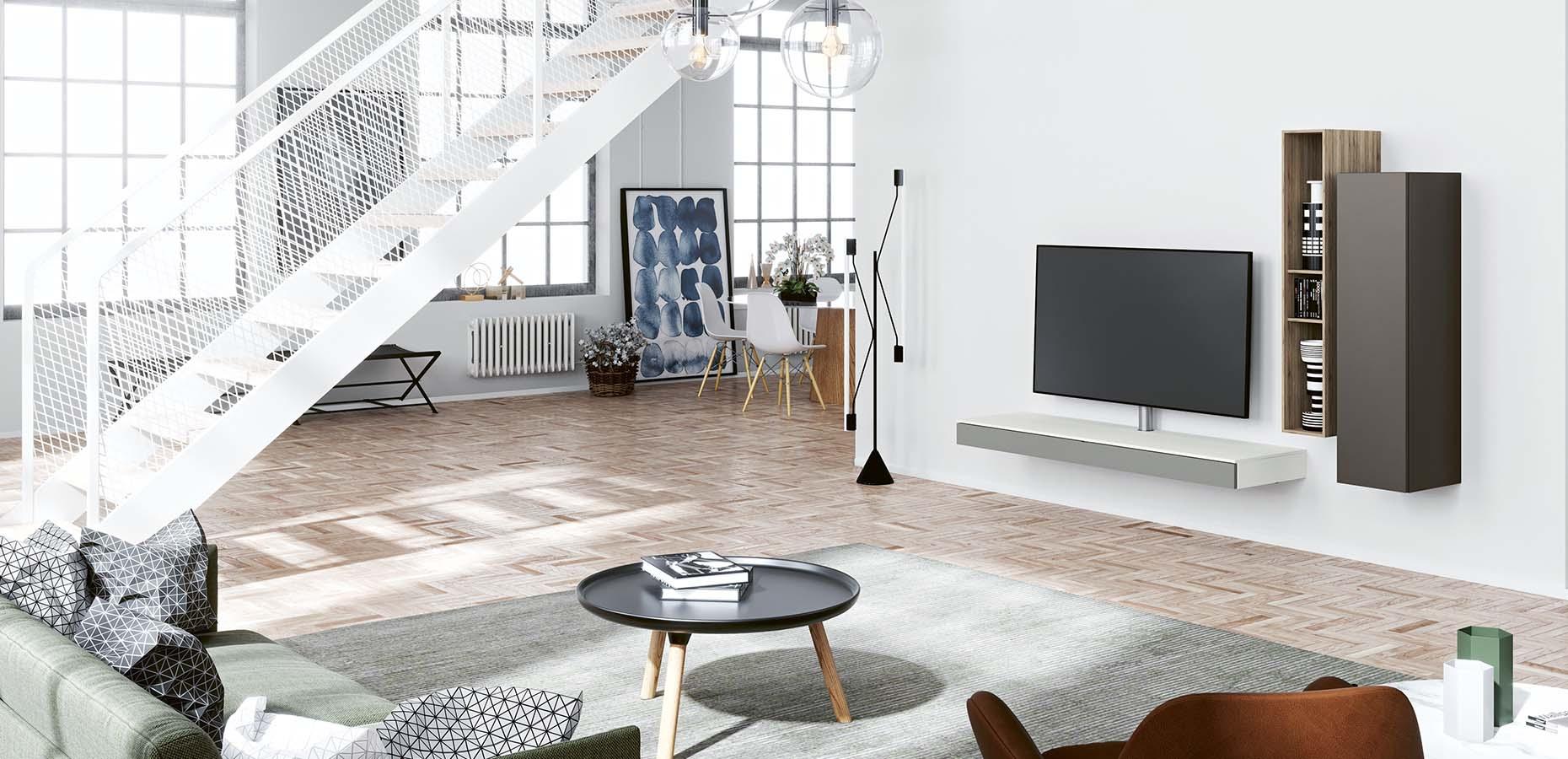 spectral next lowboard tv meubel. Black Bedroom Furniture Sets. Home Design Ideas