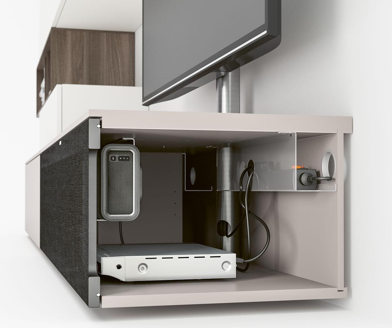 Zwevend Hoogglans Zwart Tv Meubel Flame 1 Lowboard Tv Kast.Spectral Next Lowboard Tv Meubel Spectral Nl