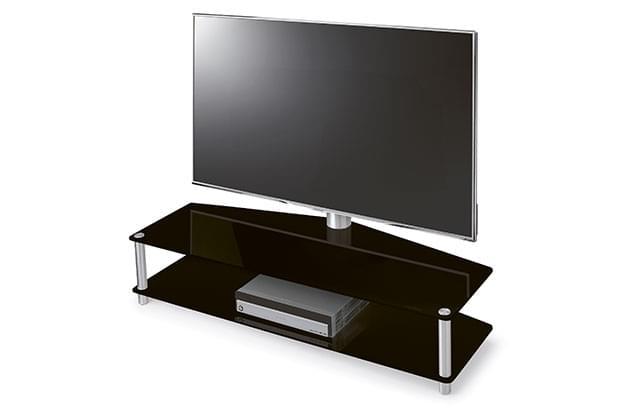 Spectral Panel Glazen Tv Meubel