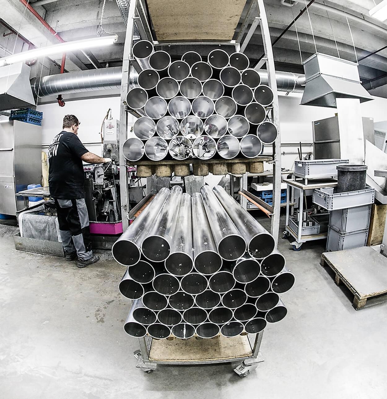 spectral-smart-factory metaal verwerking