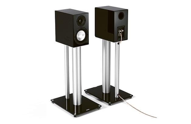 Spectral speaker stands
