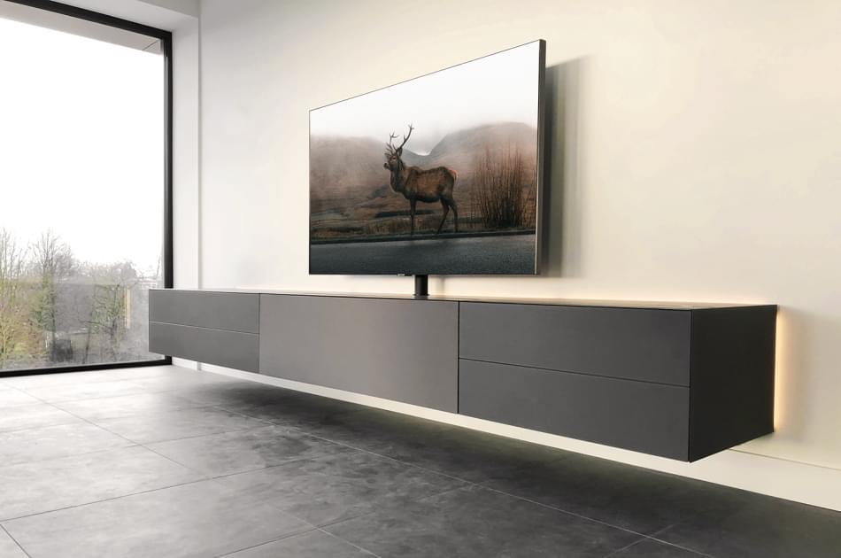 Spectral Cocoon zwevend tv-meubel