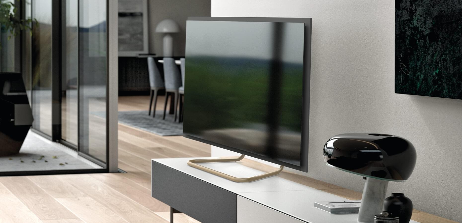 Spectral Tube GX21-55 tv-standaard voor LG GX gallery design tv