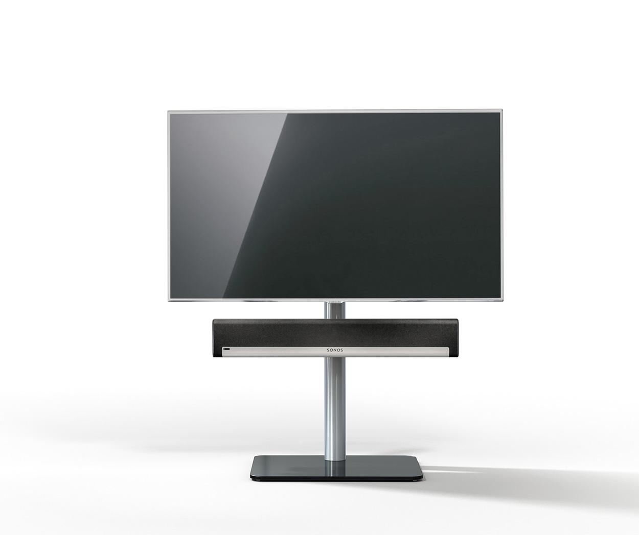 Just-Racks tv-standaard TV600SP-BG