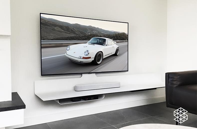 Welke Tv Meubel.De Ideale Hoogte Voor Een Zwevend Tv Meubel Bij Spectral Smart